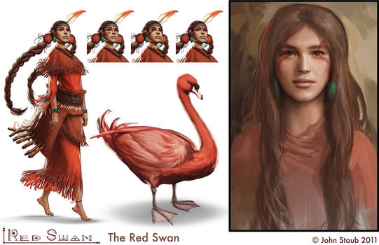 The Red Swan - Red Swan