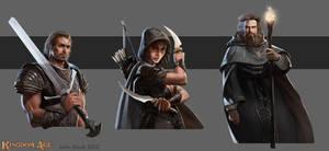 Kingdom Age - Character Classes
