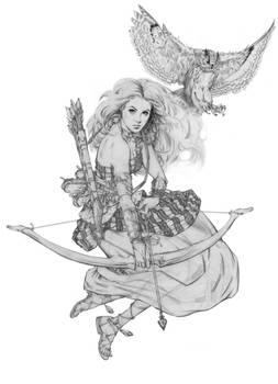 Highland Archer