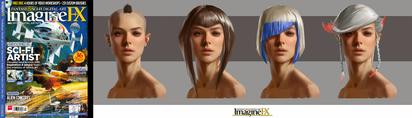 ImagineFX demo