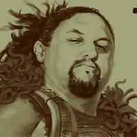 Character portrait WIP by dustsplat