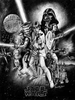 Star Wars by mattmcmanis