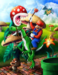The Adventures of Mario