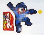 Skittle Mega Man