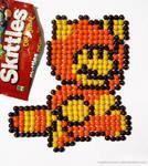 Tanooki Mario Skittles