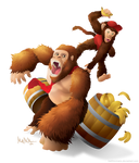 No Country For Old Kongs