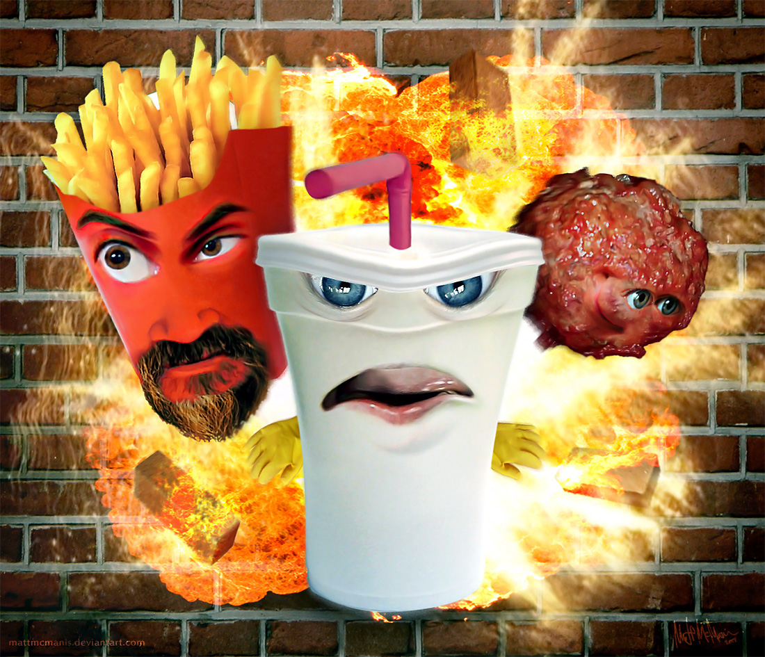 Watch Aqua Teen Hunger Force Season 4 Episode 1