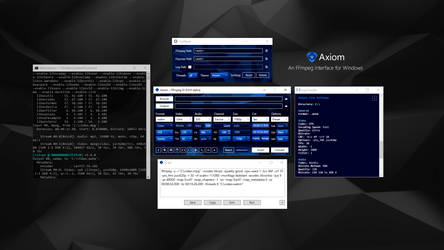 Axiom ~ An FFmpeg Interface (Media Converter)