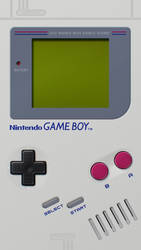 Game Boy Wallpaper by mattmcmanis