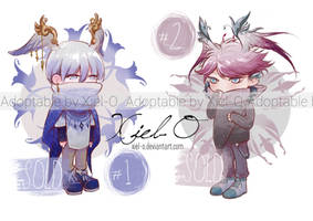 Chibi adoptables sale !!(closed) by Xiel-O