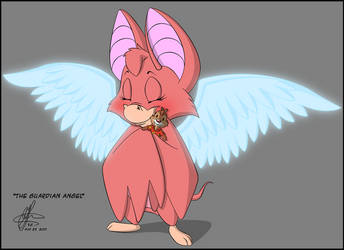 The Guardian Angel by RamDale
