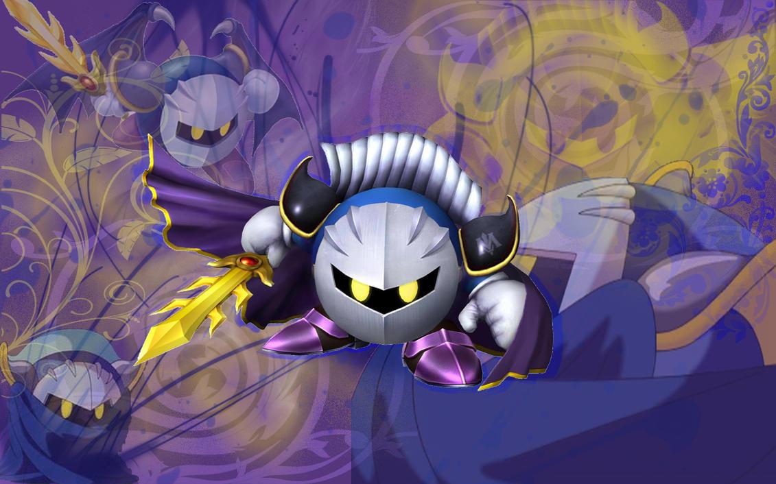 Meta Knight Kirby Series Phone Wallpaper by MrThatKidAlex24 ...