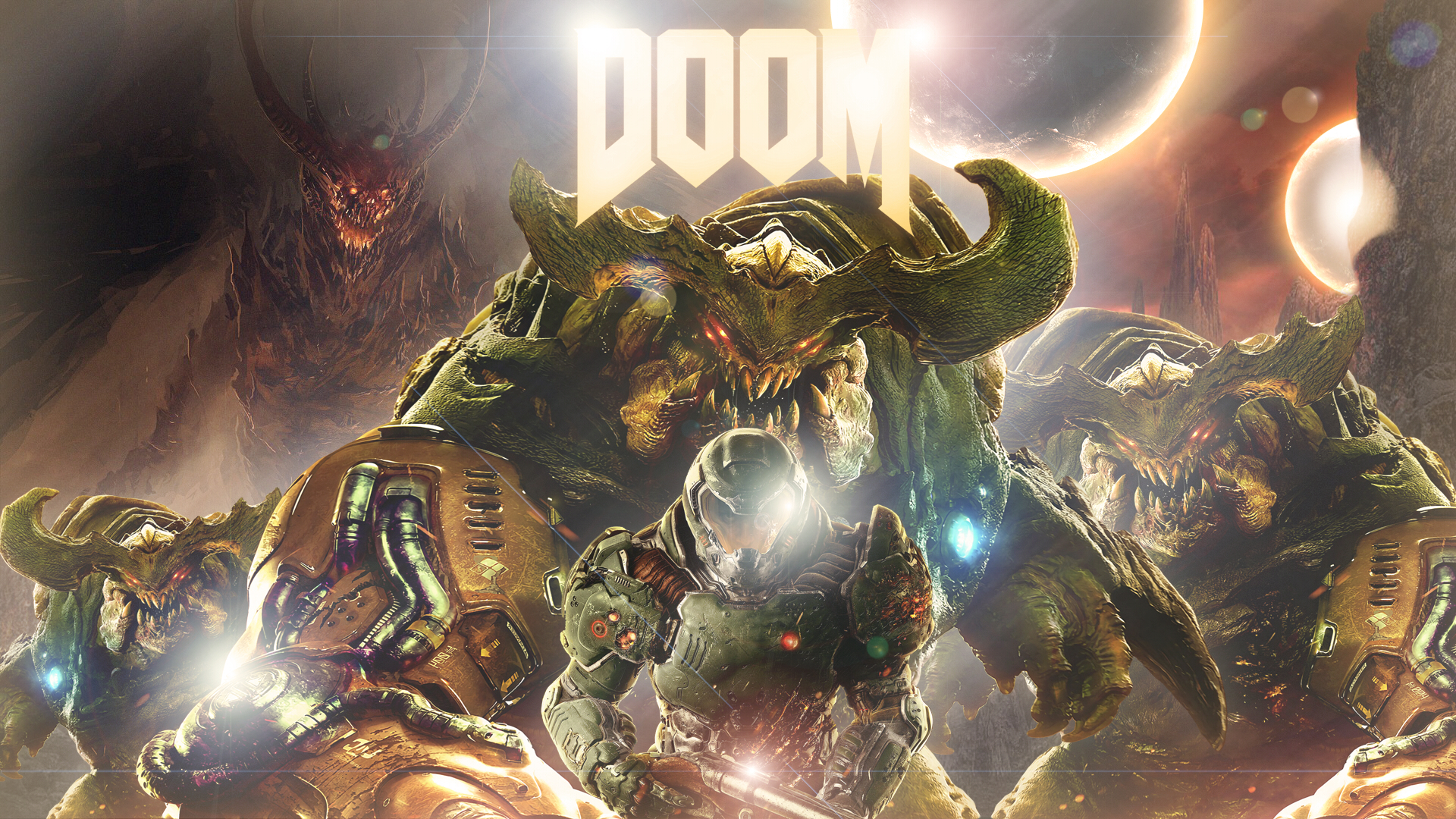doom wallpaper 1366x768 - photo #27