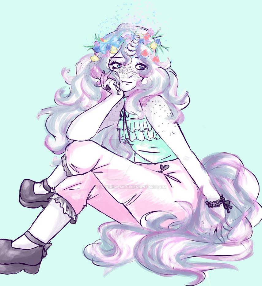 Pearl by Princess-Moni