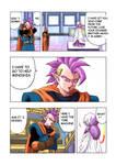 DBZ comic : page 4