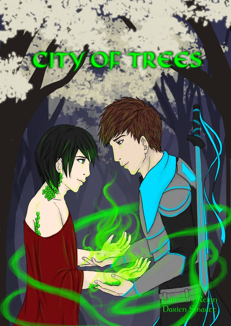 City of Trees - Web Comic by CrimsonnReign