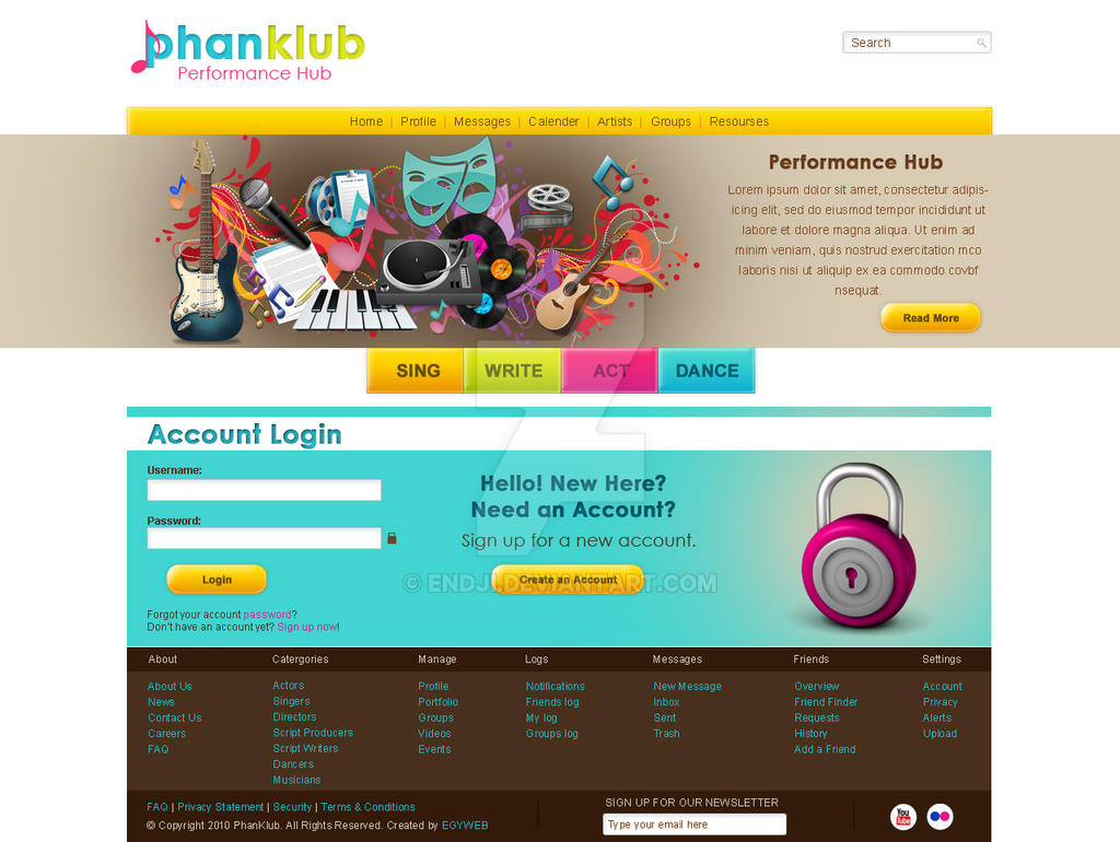 PhanKlub by Endji