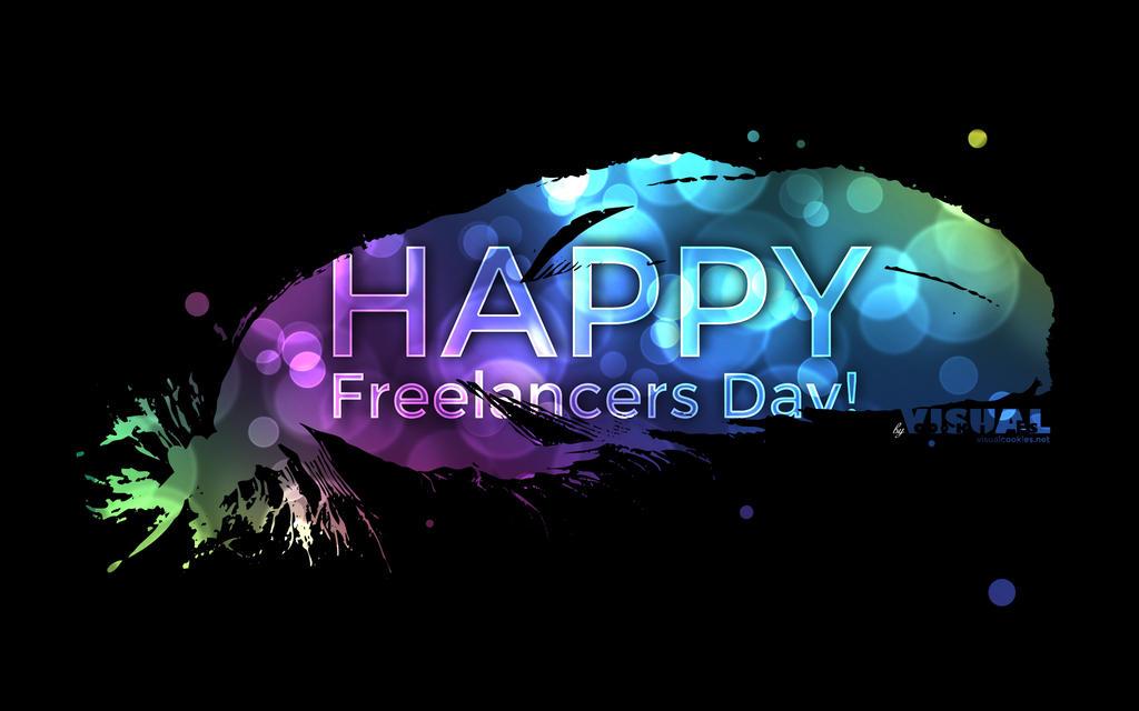 Happy Freelancer Day2 by hariana