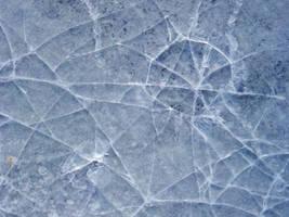 Ice Crackles by Jantiff-Stocks