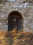 Flochberg Ruins Gate