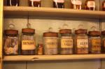 Vintage Pharmacy Herb Shelf 3