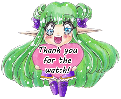 Thanks Watch by theMimicontrol