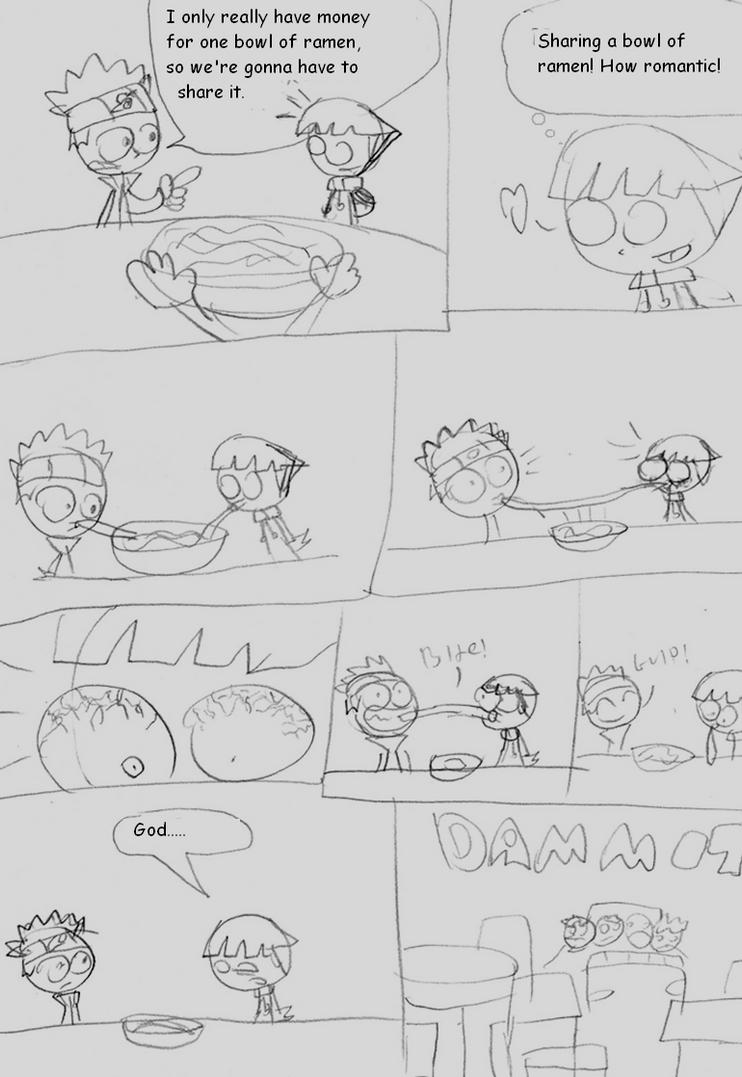 Naruto Comic 11 by LimeTH