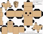 Danbo Cubeecraft