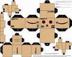 Amazon Danbo Cubeecraft