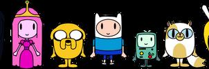 Adventure Time PACs