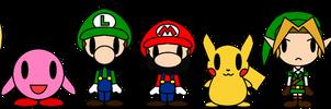 Nintendo PACs