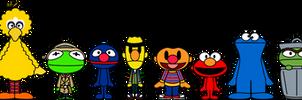 Sesame Street PACs