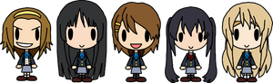 K-ON PACs