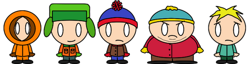 South Park PACs by LimeTH