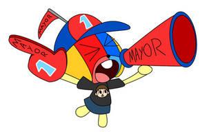 GET 'IM MR. MAYOR! by LimeTH