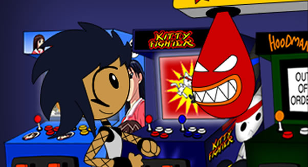 Matchu: Arcade Part 2 by LimeTH