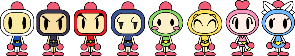 Super Bomberman R PACs