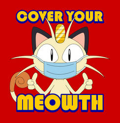 Cover Your Meowth