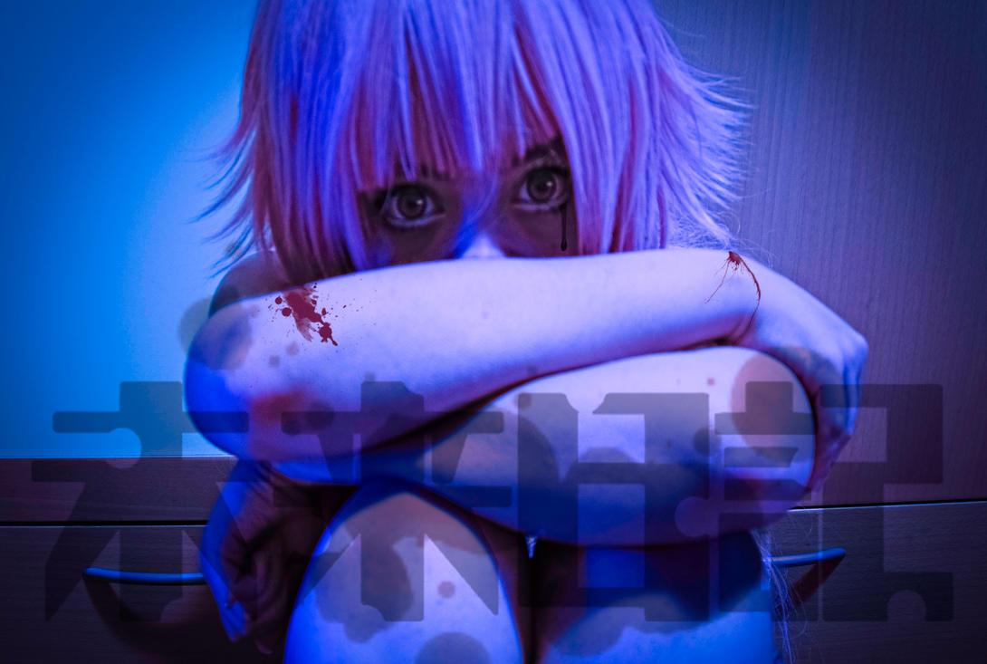 Bloody Yuno by martyki