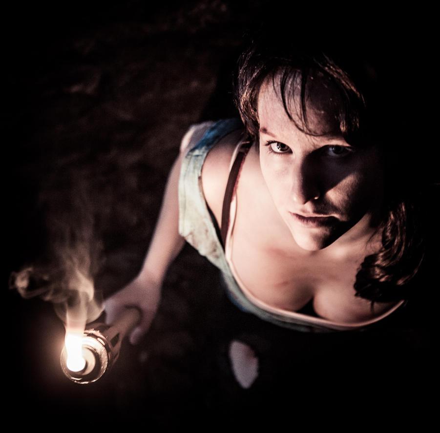 Lara Croft by AcaciaArtist
