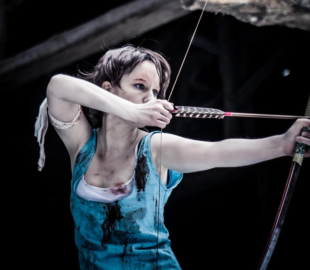 Lara Reborn 2/3 by AcaciaArtist