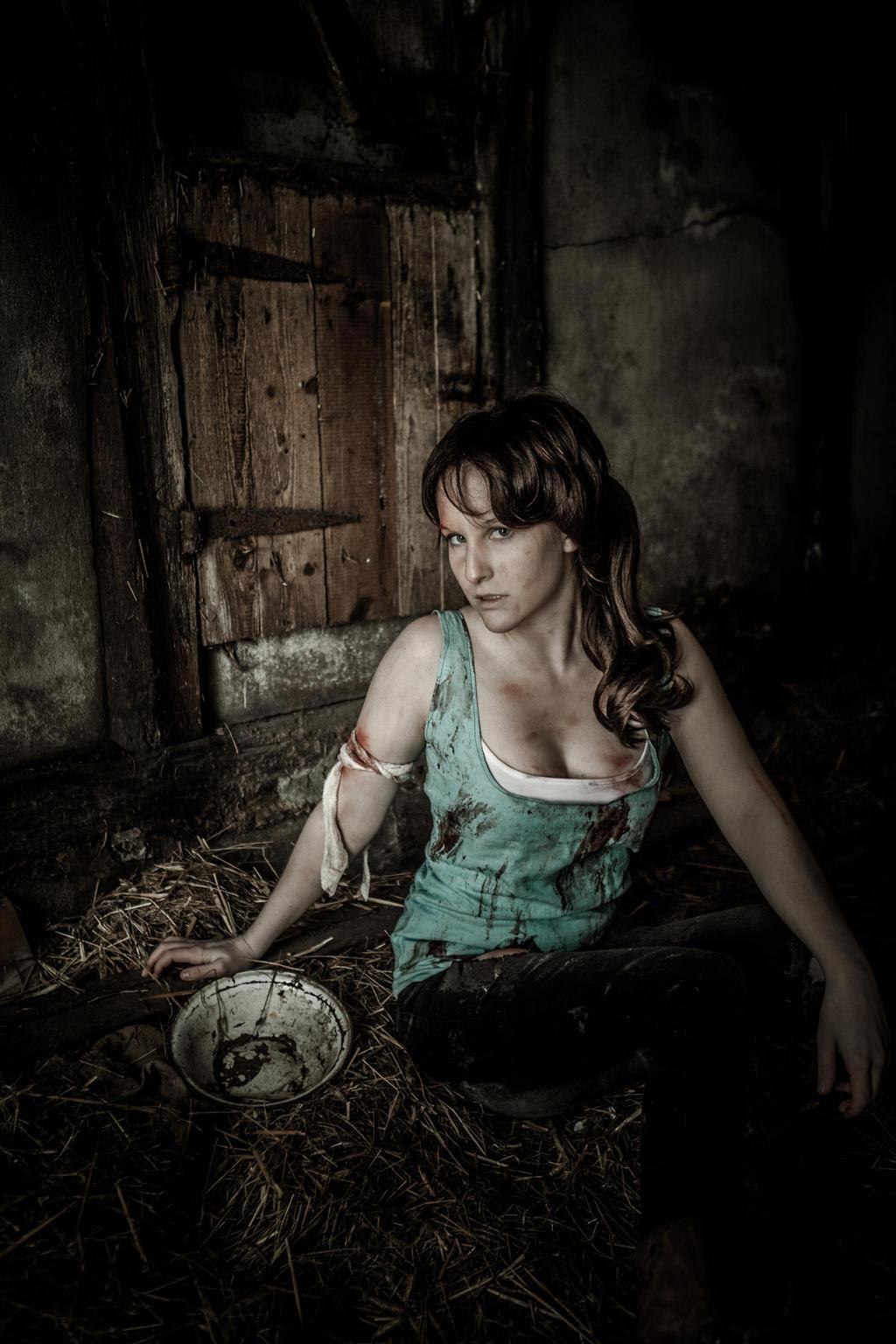 Lara Reborn 3/3 by AcaciaArtist