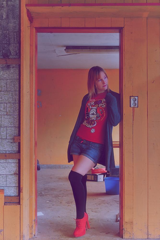 Doorframe by AcaciaArtist