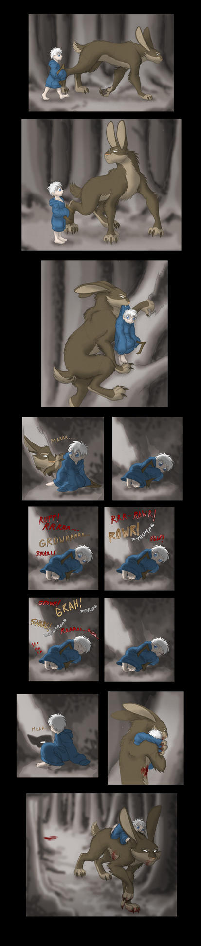 ROTG - Out Of Sight by merrypaws