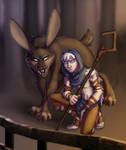 ROTG - Dark Pooka and Not-so Little Jack