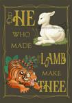 Tyger and Lamb