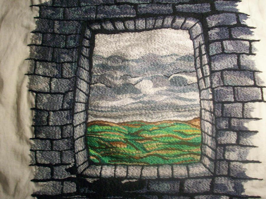 Window to the World by Isewinsf