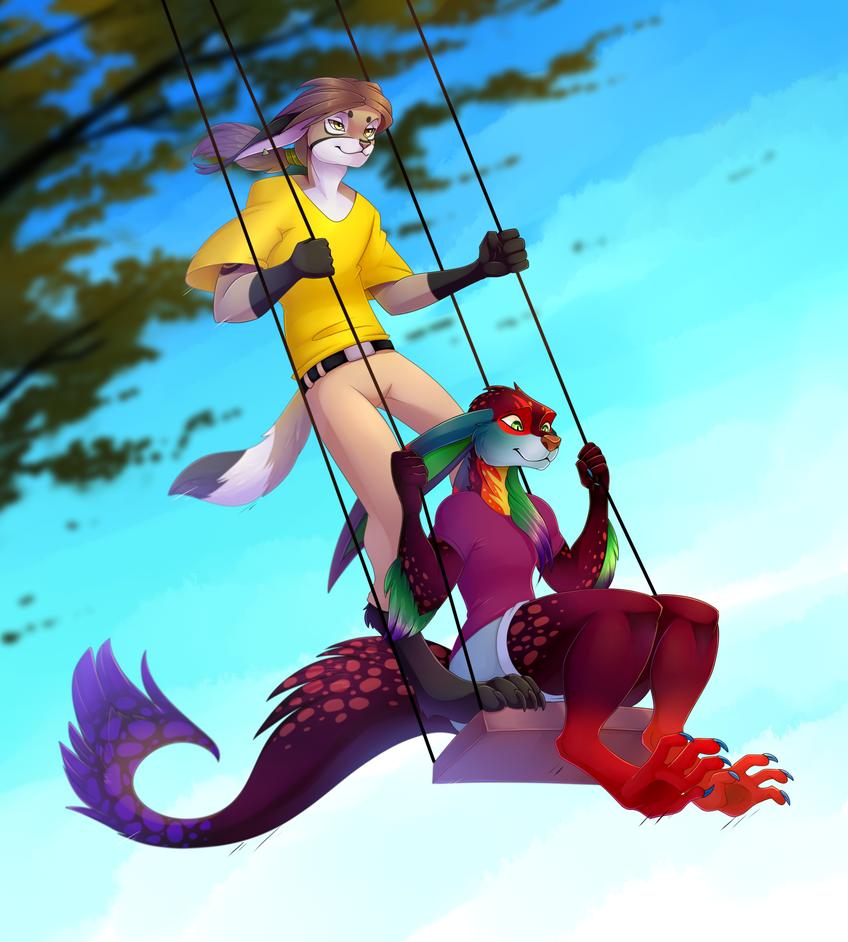swing by Re-RD-Re
