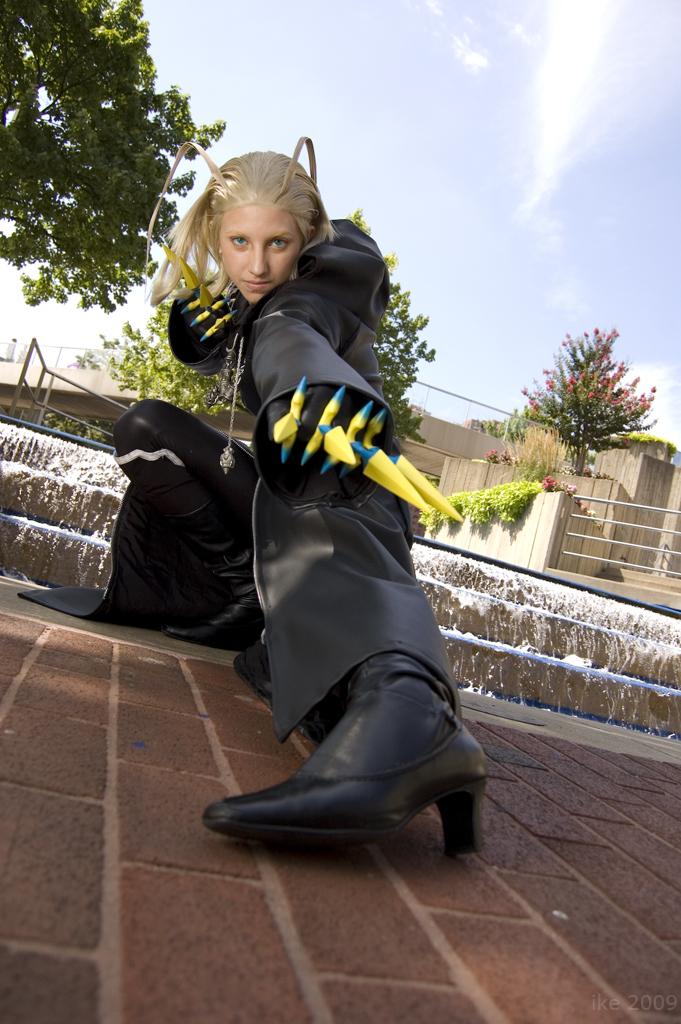 Time to Kick Some.... by Morijana
