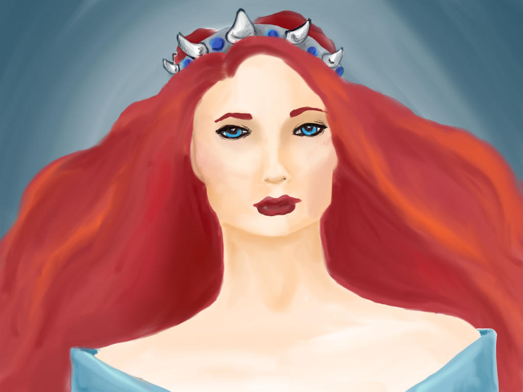 Sansa by Gamer-Grl